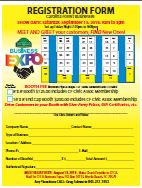 Expo Registration Form
